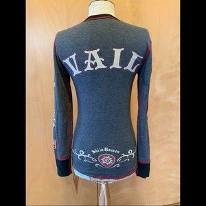 Vail Ski Long Sleeve Shirt